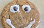 Motion de butée pour le Pacman cookie