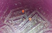 « Projet Hier » - un SMS d'alerte de GeoFence pour le Mediatek LinkIt ONE