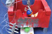 Hydrauliquement actionné griffe Arcade