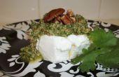Noix de pécan Cilantro Pesto Chevre