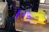 Laser CNC pour Images impression et gravure - 2 Shapeoko d'après