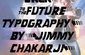 Retour à la typographie Future