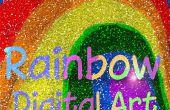 Arc en ciel numérique - comment coloriser à partir de zéro