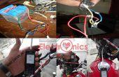 Comment faire les téléphone portable chargeur pour la votre moto