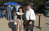 Les Costumes Renaissance - Costume de guerrier celte