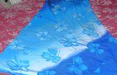 Votre robe préférée est trop petit ? Faites-en une jupe longue.