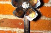 Fleur de métal de soudage et de coupage Plasma pratique