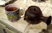 Pissenlit thé
