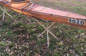 Stand portable Kayak