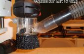 0% Dust Brush for CNC RotoZip