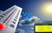 Conception du système de mesure de température sans fil