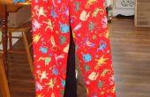 Pantalon de pyjama facile