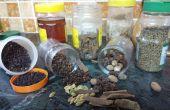 Destin de remèdes à la maison