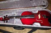 Comment changer une corde de violon