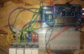 Système d'Arduino pour bioréacteur Biomonstaaar