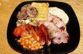 Comment faire un petit déjeuner irlandais complet traditionnel
