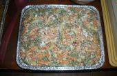 Salade de macaroni au bacon/bluecheese BBQ accompagnement