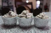 Cupcakes Oreo bricolage