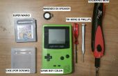 Game Boy Color mise à niveau haut-parleur DS