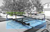 DIY Roof Rack tirants