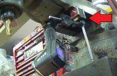 Quick and Dirty Hack : fixation de caméra magnétique