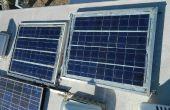 DIY panneaux solaires pour VR ou hors grille