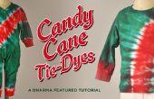 Candy Cane Tie-Dye