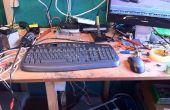 Super Condensateur clavier mod