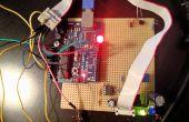 De l'Arduino et perfboard de PCB avec autonome MCU