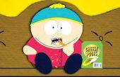 Comment faire votre propre South Park Cheesy Poofs (4 1/2 pouces de hauteur)