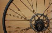 D'urgence Kit de réparation vélo a parlé