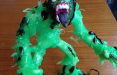 Jouet de monstre DIY Slime