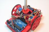 Robot dessin Arduino