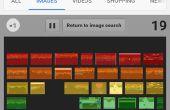 Jeu Atari Breakout dans Google Chrome !