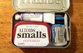 Format de poche aquarelle Altoids Tin
