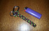 Tour de Paracord Key Fob