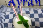 Ayran : Boisson d'yaourt turc