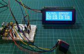 Bibliothèque PIC de Microchip pour contrôler une 20 de 4 LCD sur I2C