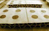 Comment faire des Dominos en carton