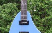 Guitare ergonomique personnalisée 150 $
