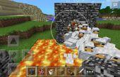 Comment faire un pistolet de poulet de Minecraft !