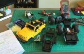 Piratage d'une voiture RC avec Arduino et Android