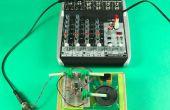 Synthé bricolage + Audio Jack