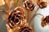 Roses de cuivre
