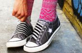 Chaussures élastiques