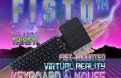 FISTO™ - le clavier virtuel monté Fist & souris