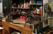 Atelier espace dans un lieu de location