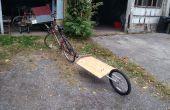 Facile de bricolage simple remorque vélo roue