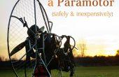 Construire et piloter un paramoteur - en toute sécurité et à moindre coût