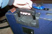 La chirurgie réparatrice pour une valise